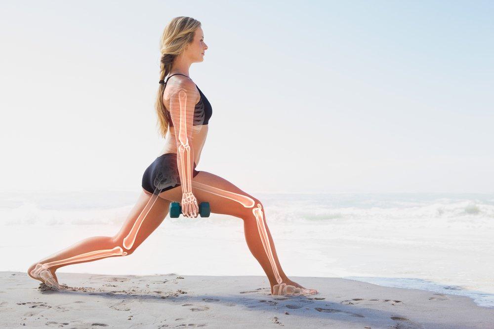 Veja alguns cuidados simples que ajudam a fortalecer os ossos