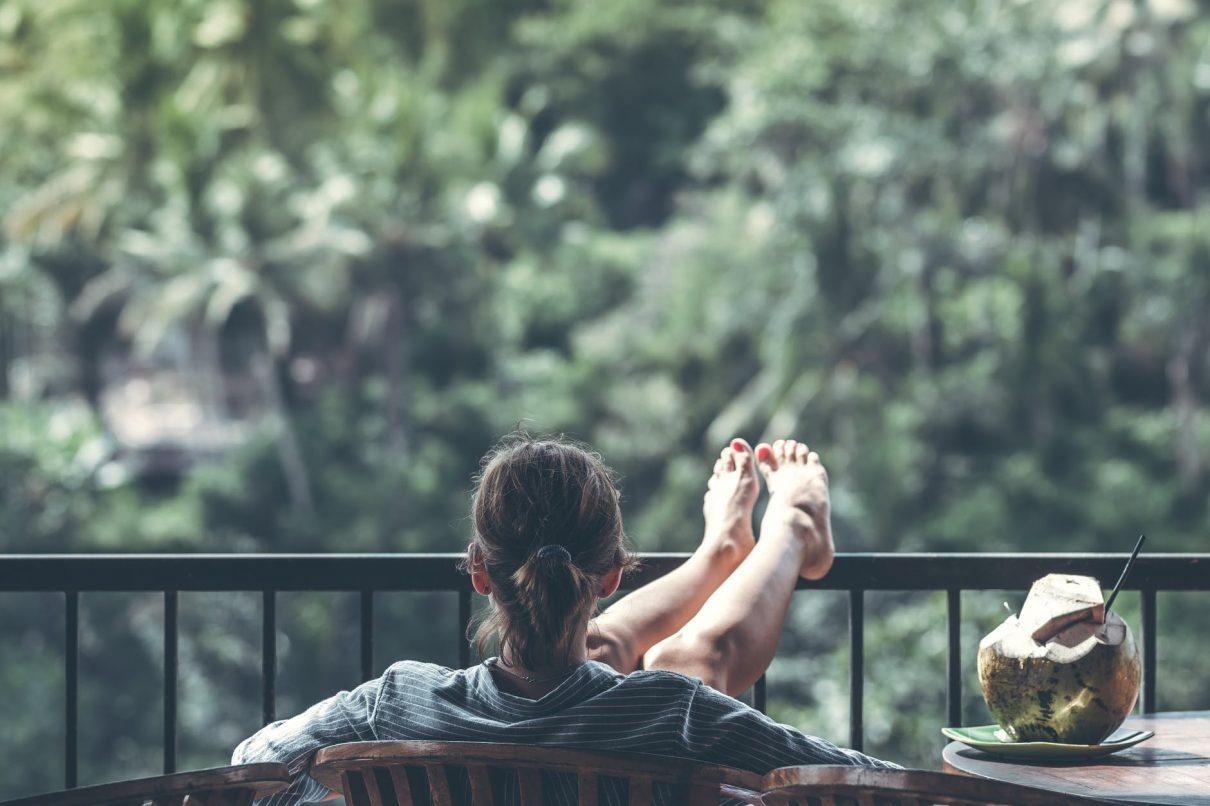 Livre-se do estresse pré e pós-férias